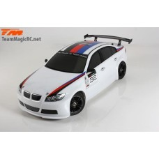 Voiture Touring E4JR II RTR Brushless 1/10 TM