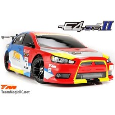 Voiture E4 JR II RTR Team Magic