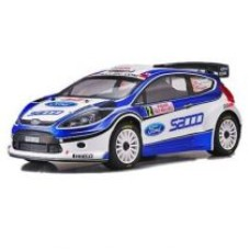 Voiture DRX Ford Fiesta 2010 S2000 Kyosho