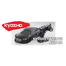 Voiture Fazer VE Audi R8  Spyder RTR Kyosho