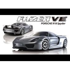 Voiture Fazer VE Porsche 918 Spyder RTR Kyosho