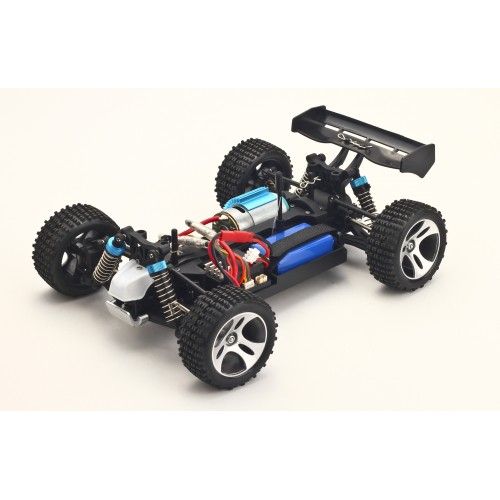 voiture rc electrique 1 16 buggy monstertronic. Black Bedroom Furniture Sets. Home Design Ideas