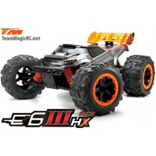Voiture Monster Truck E6III HX RTR Tean Magic